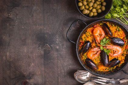 Pomysły na dania kuchni hiszpańskiej