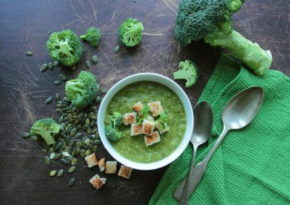 Pomysły na dania z brokułami