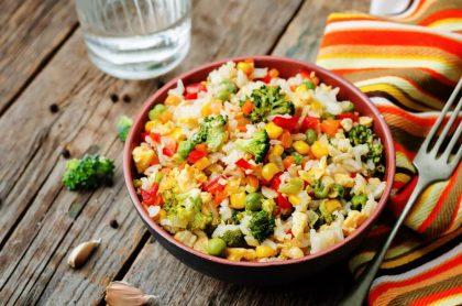 Pomysły na dania z ryżem