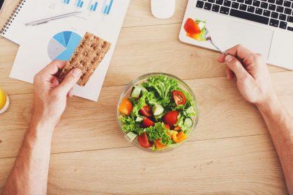 Pomysły na jedzenie do pracy