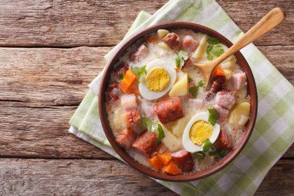 Pomysły na zupy polskie